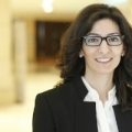 La Directora de Cáritas Líbano Rita Rhayem ha sido capacitadora de Esfera desde 2009. Foto: © Bilal Jarekji / El Proyecto Esfera