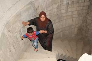 Shelter for Iraqis displaced by ISIS
