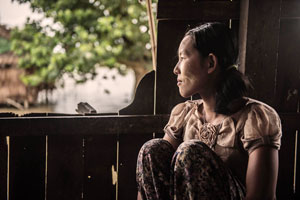 Caritas provides aid to victims of worst floods in Myanmar