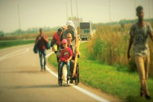 Caritas launches appeal to help refugees in Serbia