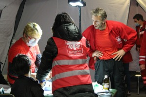 Medical care for refugees in Slovenia