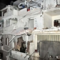"The maternity hospital ""Dubeit Hospital"" in Al-Mohafaza neighborhood in Aleppo city."