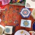 Handicrafts made by Caritas Turkey Women's Group