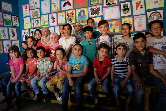 Future for Syrian refugees in Turkey