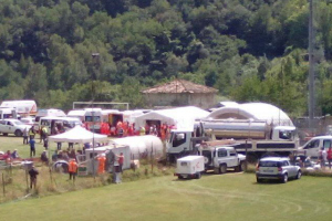 Earthquake relief effort continue through night in Italy