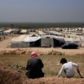 200,000 people from Mosul could flee in the first few weeks. Welcome sites are in place but fears are growing provisions will not be enough. Credit: Chris de Bode/Cordaid.