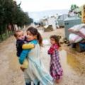 Informal Tent Settlement, Vallée de la  Bekaa, Liban
