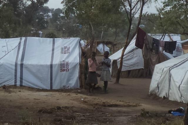 Bidi Bidi has become home to 220,000 people fleeing South Sudan's latest spasm of violence.