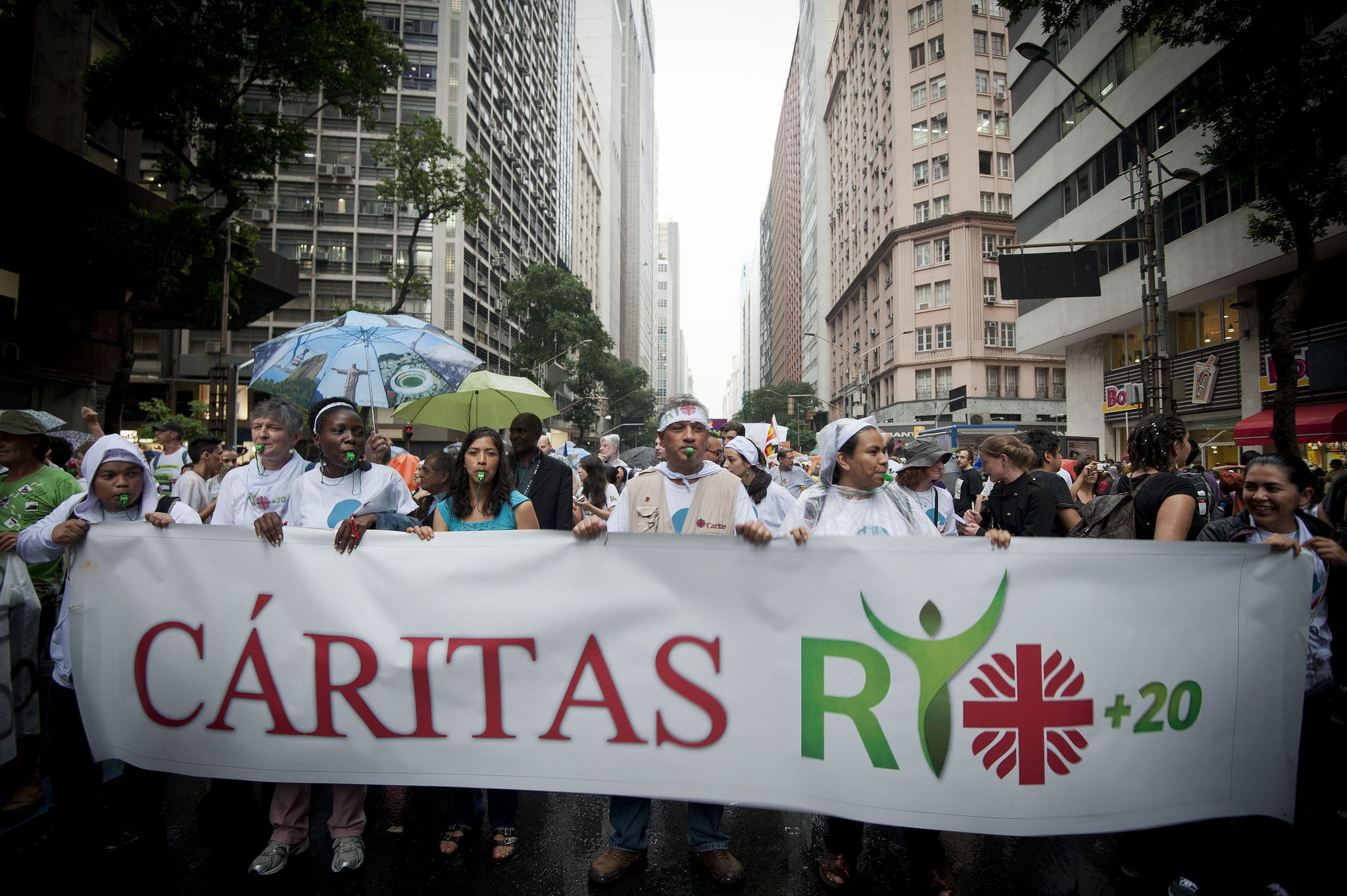 Climate change in Brazil and the response of Caritas and REPAM*