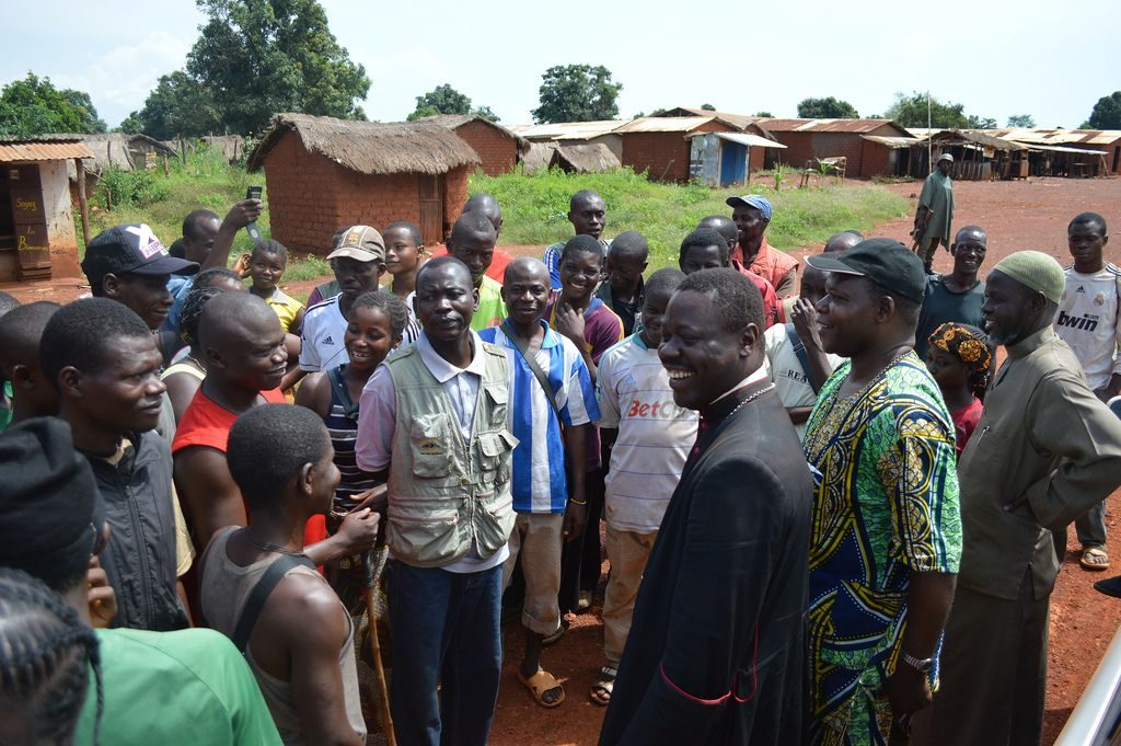 Bishop of Bossangoa released after kidnapping in Central African Republic