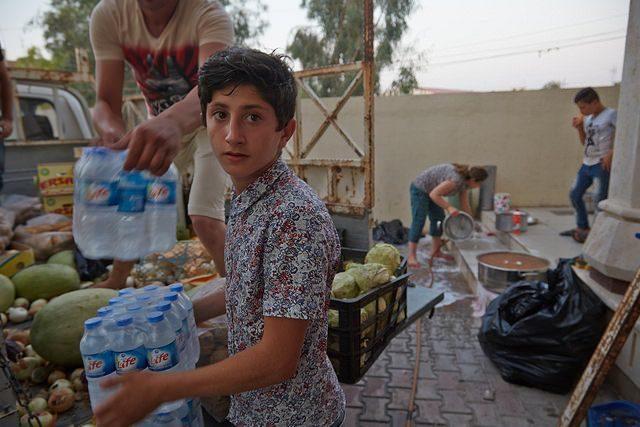 Caritas aids Iraqi minorities fleeing fighting