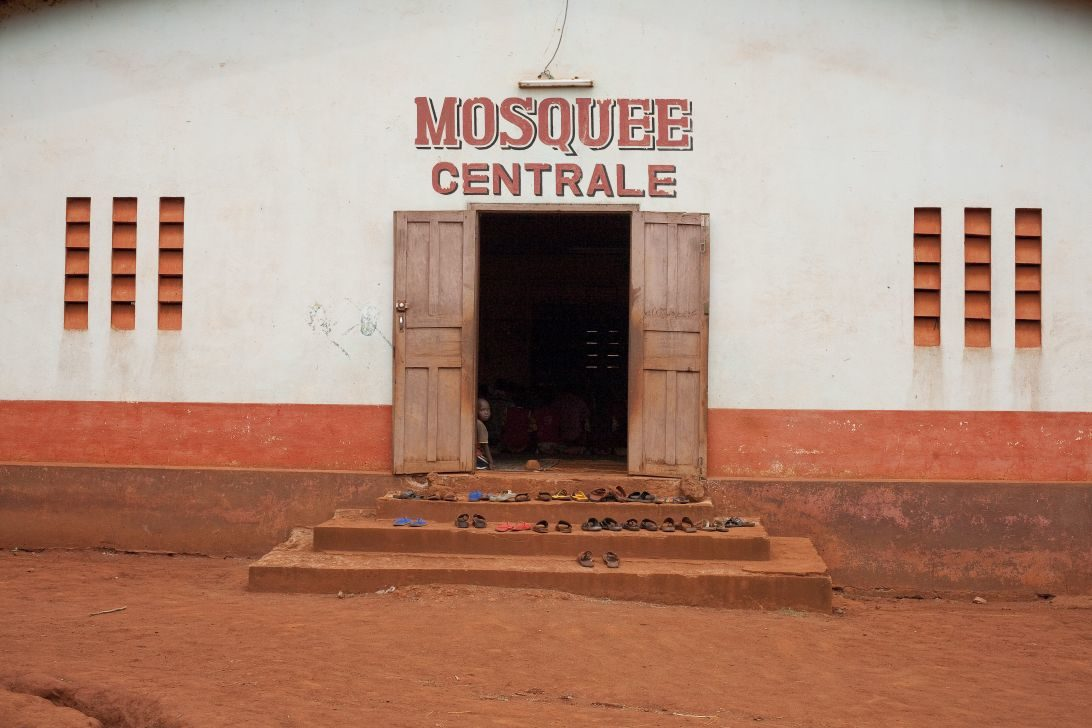 Oasis of tolerance in Central African Republic