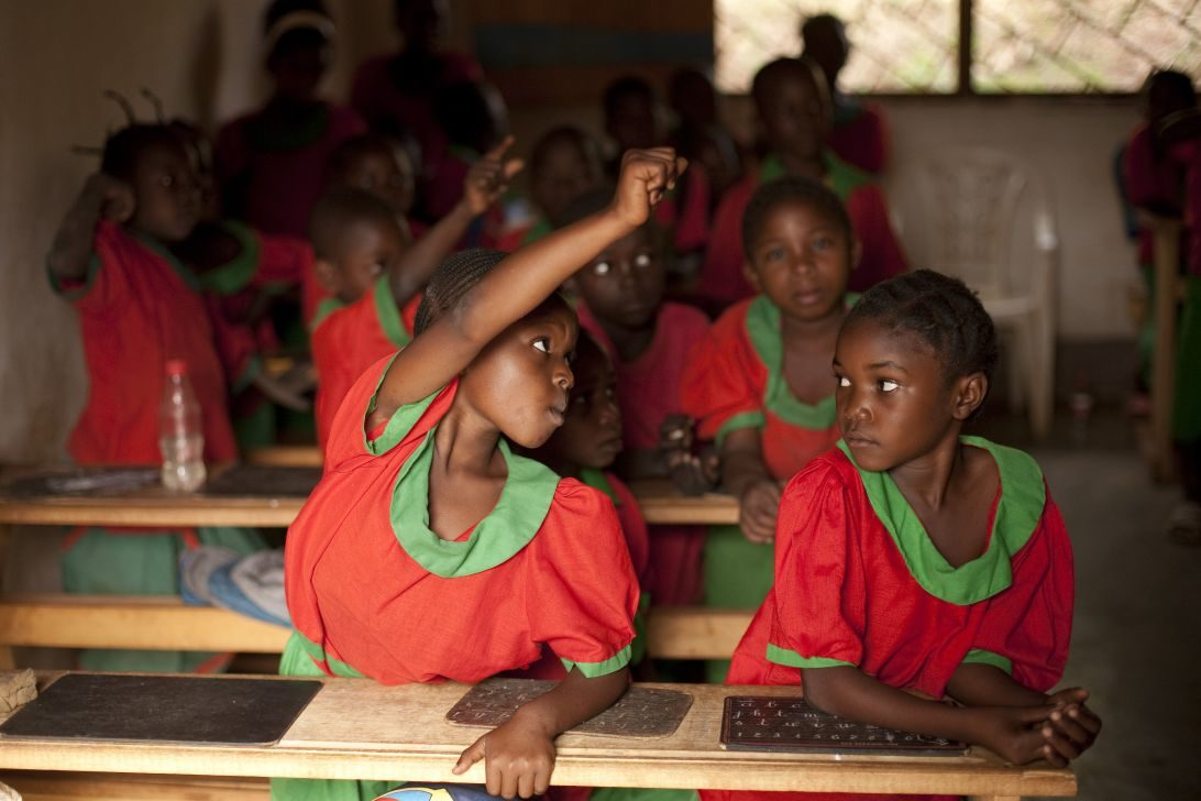 Every child back in school in Central African Republic is a victory