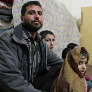 Winter highlights desperation of Syrians
