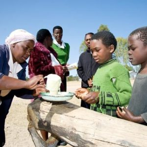 Children abandoned in Zimbabwe's economic crisis