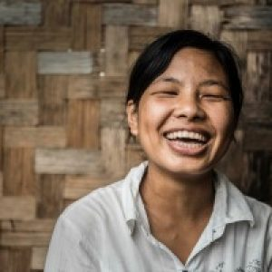 Myanmar looks to the future with hope