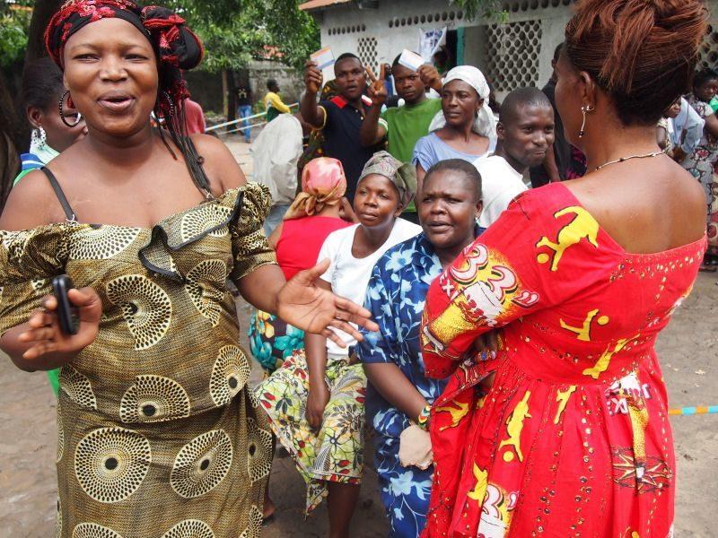 Départ de la République démocratique du Congo
