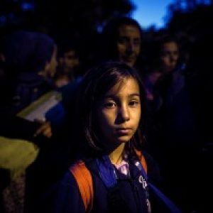 Growing numbers of refugees in Serbia, Croatia and Slovenia