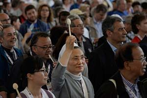 Food, war and Caritas at EXPO 2015