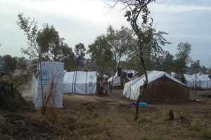 Ugandan scrub turns into second largest refugee camps in world