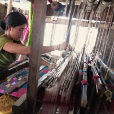 Caritas aid people fleeing conflict in Myanmar