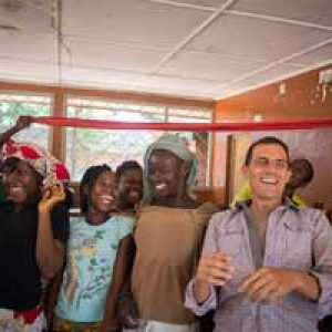 Caritas leader in Central Africa selected for humanitarian award