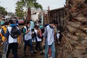Caritas Chile launches campaign for post-earthquake solidarity