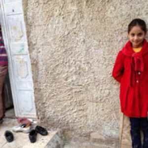 Syrian refugee boy has hope thanks to Caritas