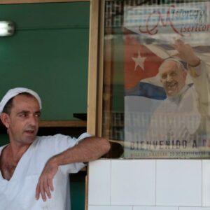 Caritas Cuba awaits Pope Francis visit