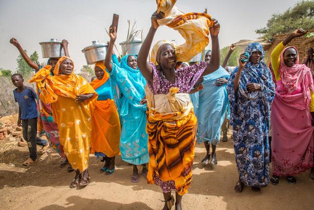 Darfur ten years after