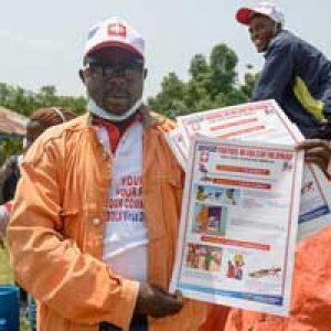 Journey across Ebola-scarred Liberia