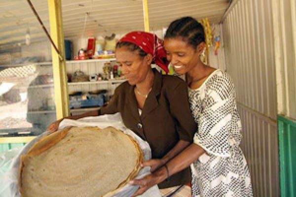Caritas tackling root causes of Ethiopia food shortage