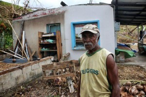 Fiji life after Cyclone Winston