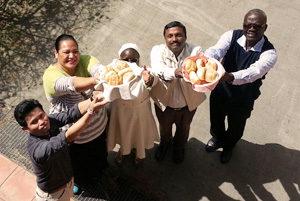 Beating hunger by 2025: Caritas leaders unite