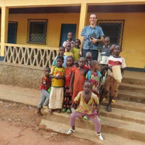 Peace and security for the development of Central African Republic