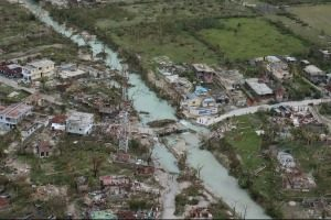 Hurricane-hit Haiti appeal