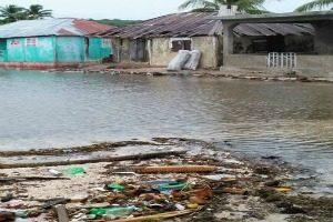 Hurricane Matthew in Haiti 'catastrophic'