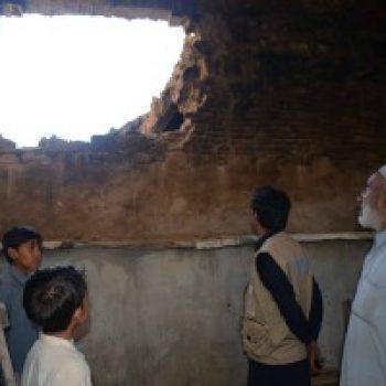 Aid for quake survivors in Pakistan
