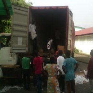 Ebola response in Liberia rolls on
