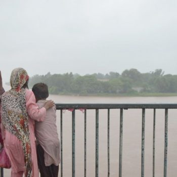 Hundreds of villages flooded in Pakistan