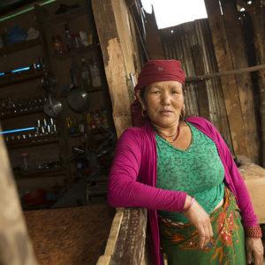 A hotel and a future following Nepal quake