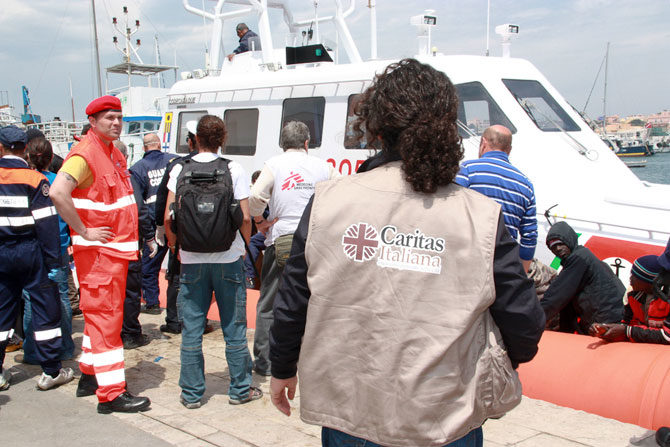 Italy remembers migrant boat tragedy