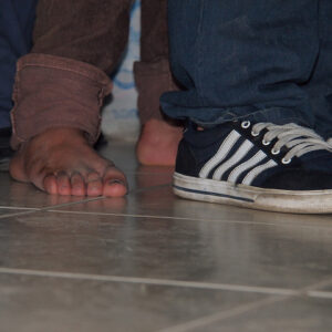 How young migrants fall into the hands of traffickers