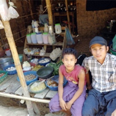 In Myanmar, child trafficking stopped in its tracks