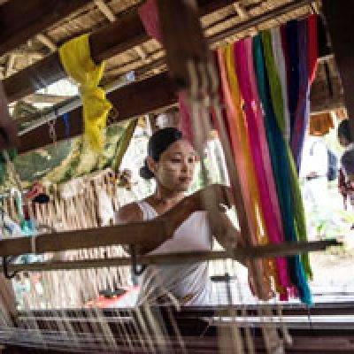 Displaced people in Myanmar worry for future