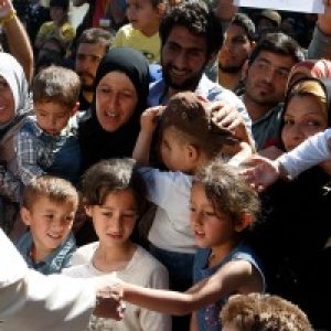 """""""You are not alone"""": Pope Francis in Lesbos"""