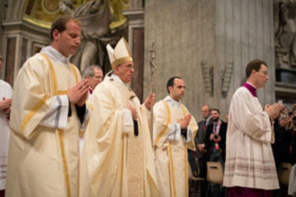 Le Pape François ouvre l'Assemblée Générale de Caritas