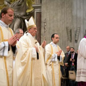 """""""Peace is possible in Syria"""" says Pope Francis in support of Caritas campaign"""