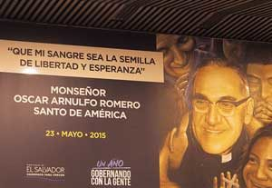 Romero, a model of how to work with the poor