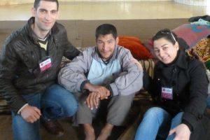 Kidnappings in Quaryatayn in Syria